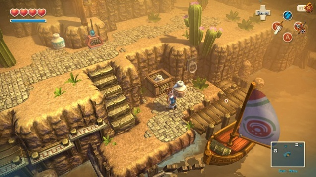 Oceanhorn - Monster of Uncharted Seas (2)