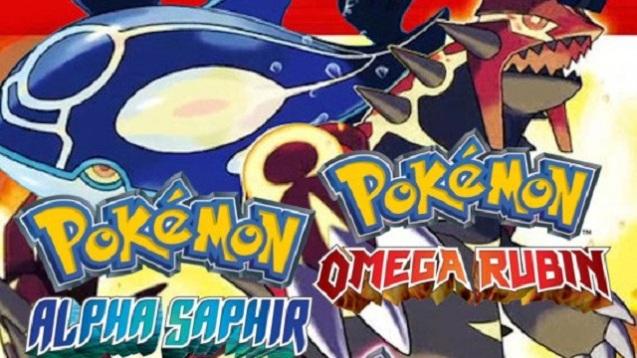 Pokémon Omega Rubin & Alpha Saphir (1)