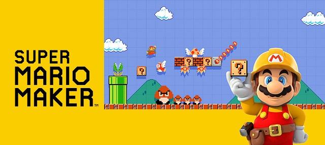 Squishy Super Mario Maker 1 : Preview: Super Mario Maker