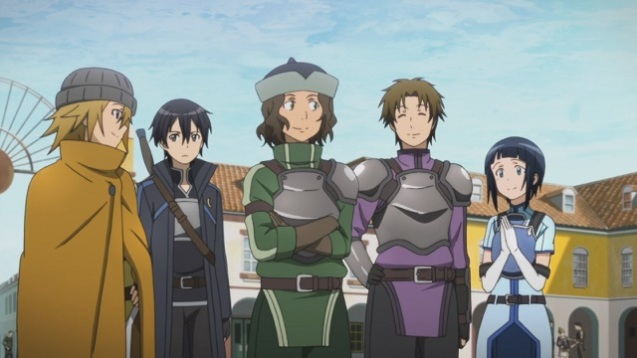 Sword Art Online (Vol. 1) (3)