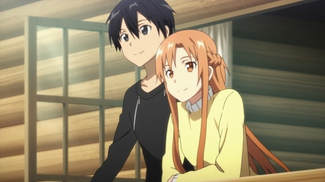 Sword Art Online (Vol. 2) (1)