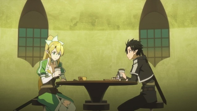 Sword Art Online (Vol. 3) (2)