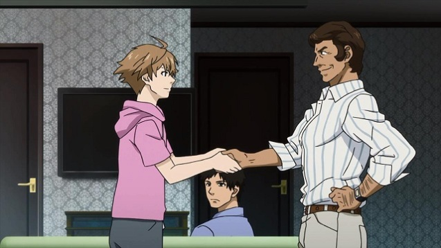 Samurai Flamenco (Vol. 1) (3)