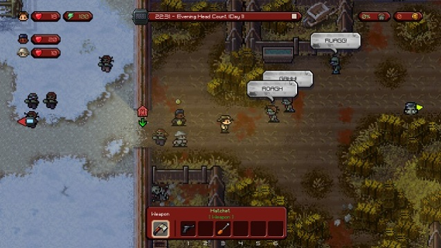 The Escapists - The Walking Dead (2)