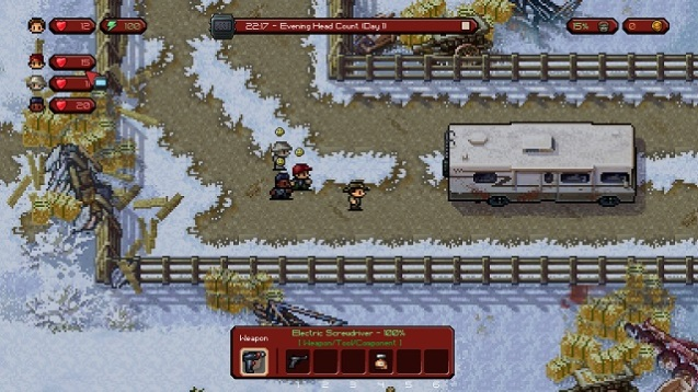 The Escapists - The Walking Dead (3)