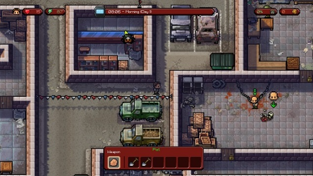 The Escapists - The Walking Dead (4)