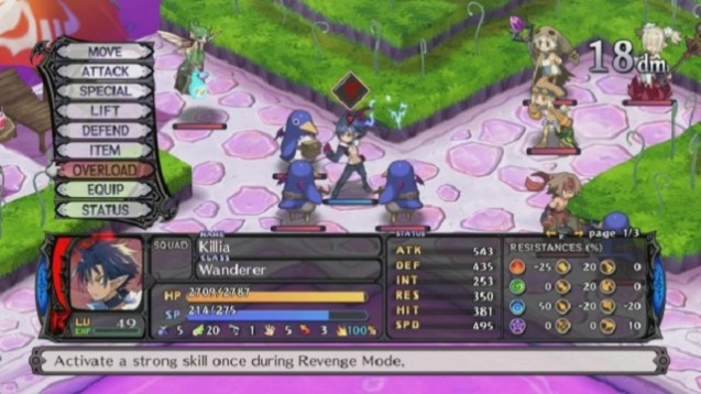 Disgaea 5 Alliance of Vengeance (4)