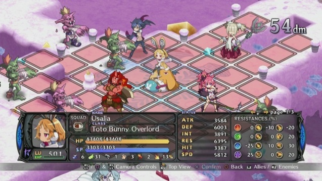 Disgaea 5 Alliance of Vengeance (5)