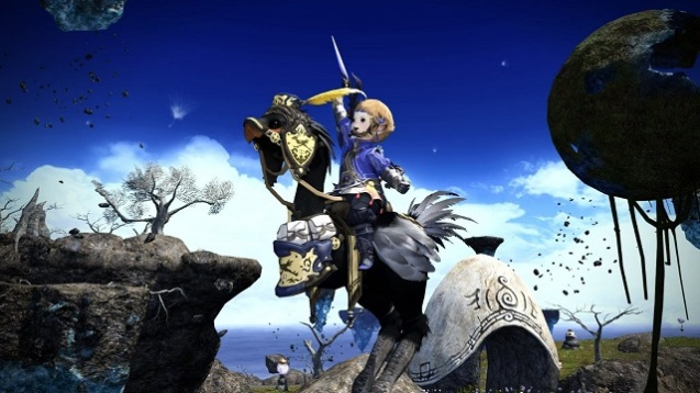 Final Fantasy XIV - Heavensward (2)