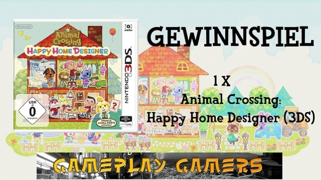 Happy Home Designer Gewinnspiel (1)