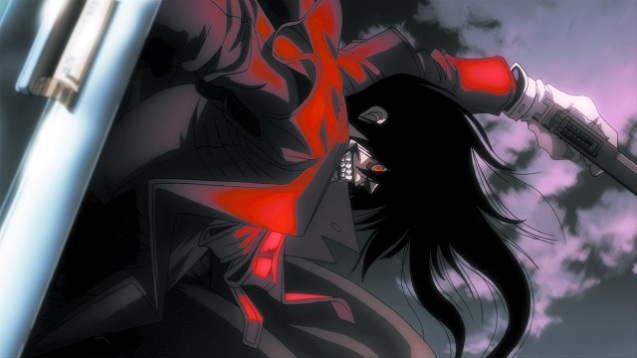 Hellsing Ultimate OVA, Vol. 8 (Re-Cut) (2)8