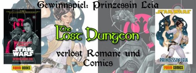Prinzessin Leia Gewinnspiel bei The Lost Dungeon (1)