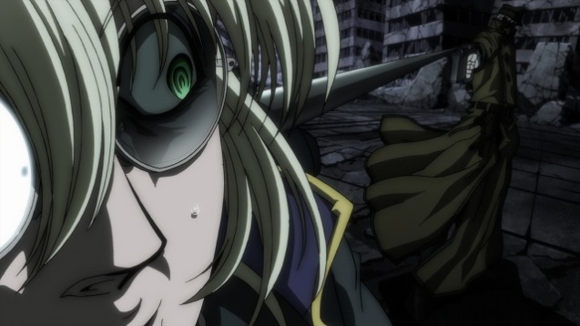 Hellsing Ultimate OVA, Vol. 9 (Re-Cut) (3)