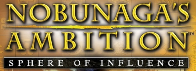 Nobunaga's Ambition - Sphere of Influence (1)