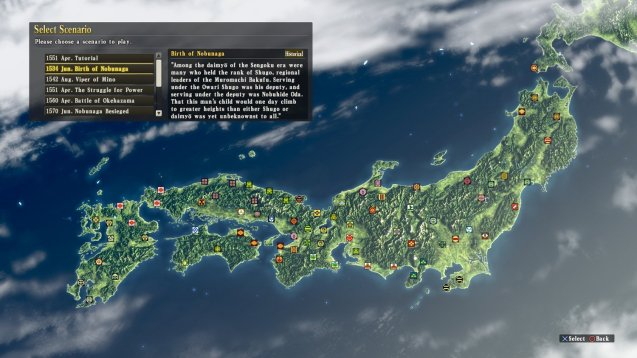 Nobunaga's Ambition - Sphere of Influence (3)