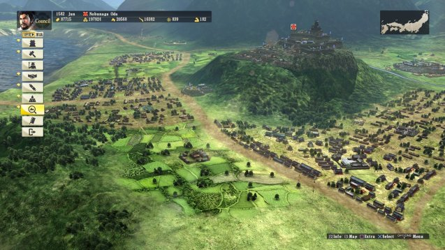 Nobunaga's Ambition - Sphere of Influence (4)