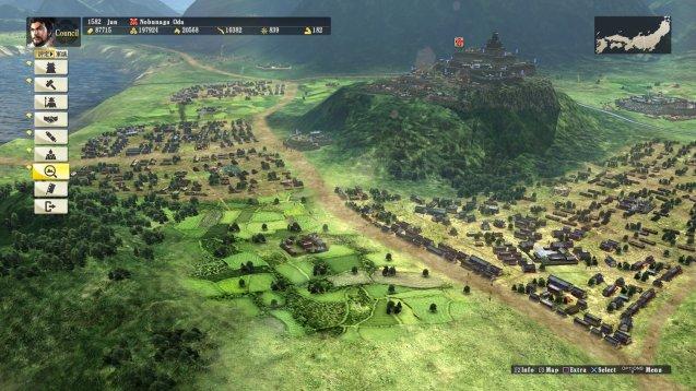 Nobunaga's Ambition - Sphere of Influence (4)