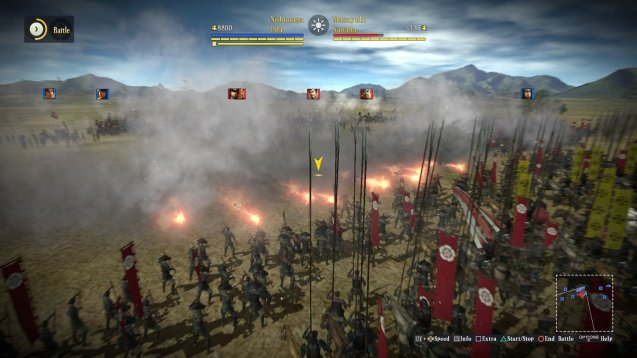 Nobunaga's Ambition - Sphere of Influence (5)