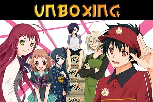 The Devil is a Part-Timer! (Unboxing) (Vorschaubild)