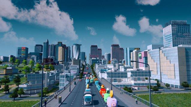 Cities - Skylines (2)