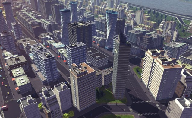 Cities - Skylines (4)