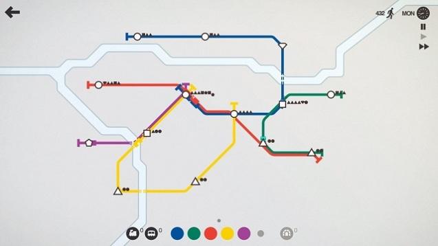 Mini Metro (2)