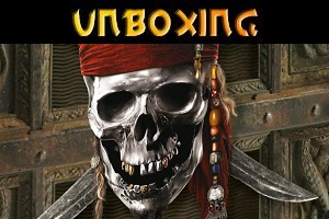 Pirates of the Carribean - Die Piraten-Quadrologie (Unboxing) (Vorschaubild)