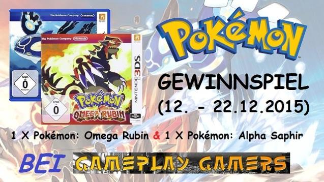 Pokémon Alpha Omega Gewinnspiel (1)
