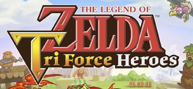 The Legend of Zelda - Tri Force Heroes (1)
