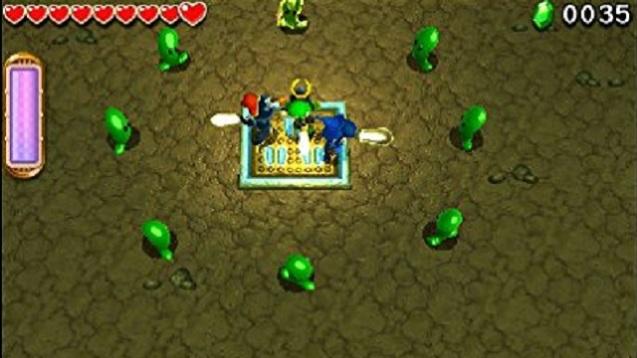 The Legend of Zelda - Tri Force Heroes (2)