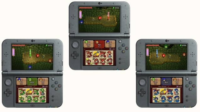 The Legend of Zelda - Tri Force Heroes (3)