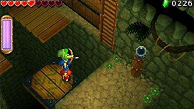 The Legend of Zelda - Tri Force Heroes (4)