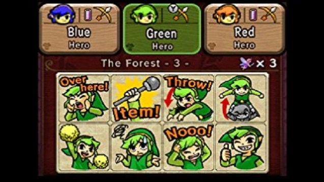 The Legend of Zelda - Tri Force Heroes (5)