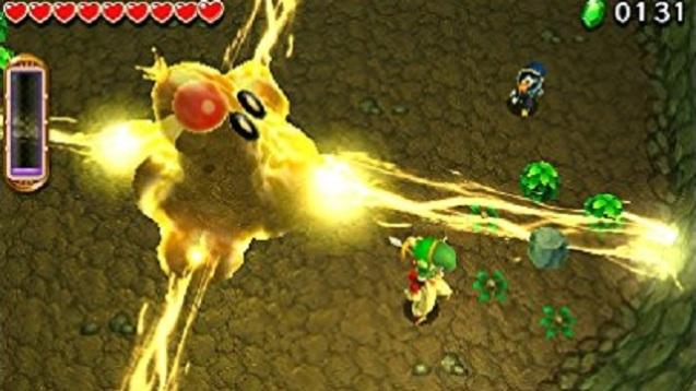 The Legend of Zelda - Tri Force Heroes (6)