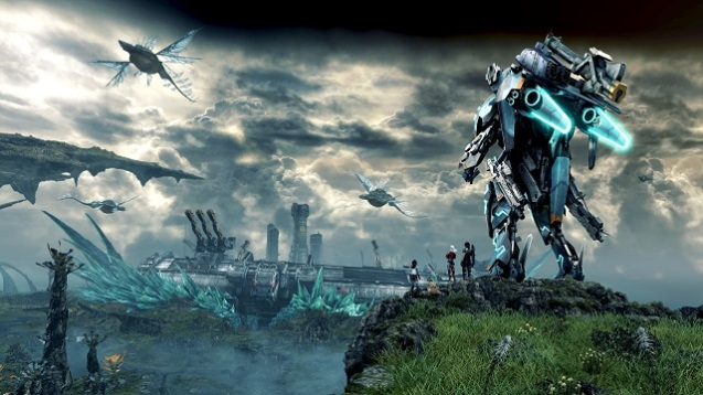 Xenoblade Chronicles X (2)