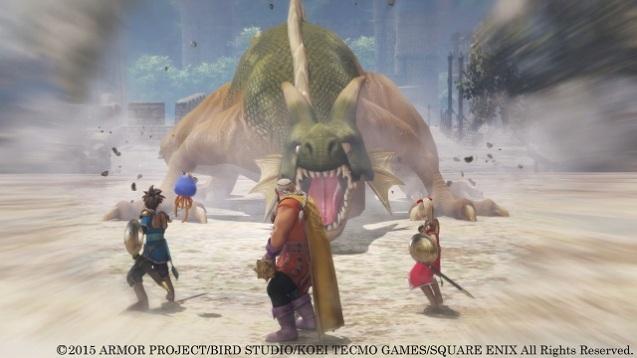 Dragon Quest Heroes - Der Weltenbaum und der Tyrann aus der Tiefe (2)
