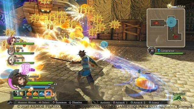 Dragon Quest Heroes - Der Weltenbaum und der Tyrann aus der Tiefe (3)