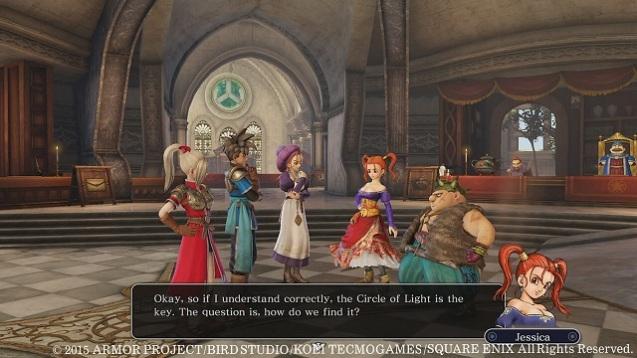 Dragon Quest Heroes - Der Weltenbaum und der Tyrann aus der Tiefe (4)
