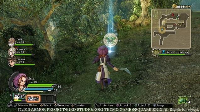 Dragon Quest Heroes - Der Weltenbaum und der Tyrann aus der Tiefe (5)