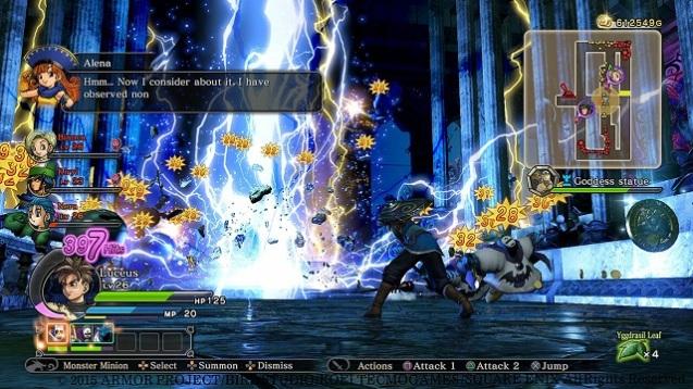 Dragon Quest Heroes - Der Weltenbaum und der Tyrann aus der Tiefe (6)