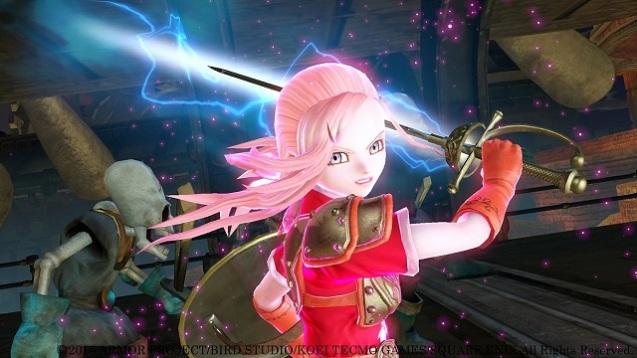 Dragon Quest Heroes - Der Weltenbaum und der Tyrann aus der Tiefe (7)