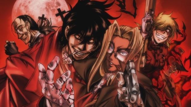 Hellsing Ultimate OVA, Vol. 10 (Re-Cut) (1)