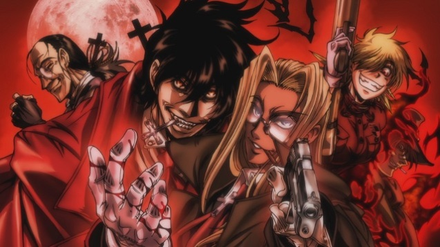 Hellsing Ultimate OVA, Vol. 10 (Re-Cut) (1)