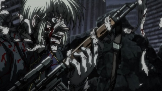 Hellsing Ultimate OVA, Vol. 10 (Re-Cut) (2)
