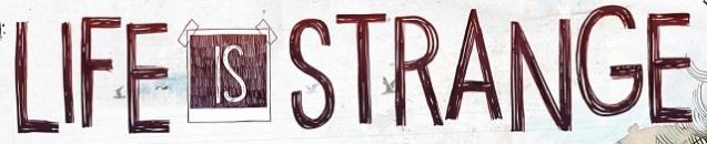 Life is strange (1)