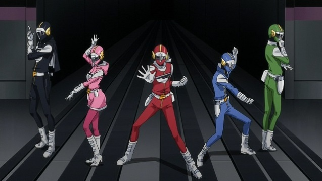 Samurai Flamenco - Vol. 2 (4)