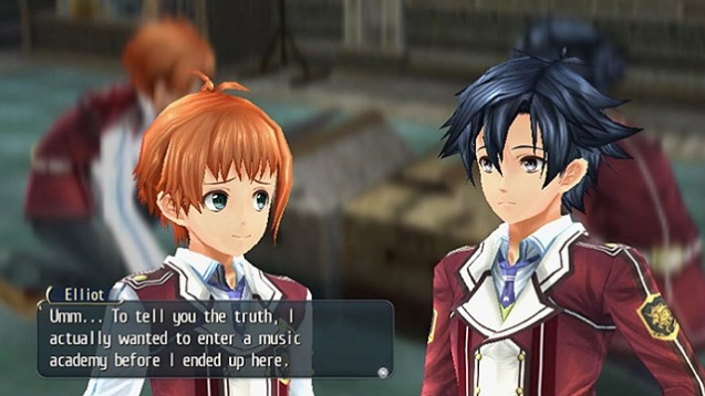 The Legend of Heroes - Trails of Cold Steel (4)