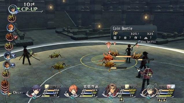 The Legend of Heroes - Trails of Cold Steel (5)