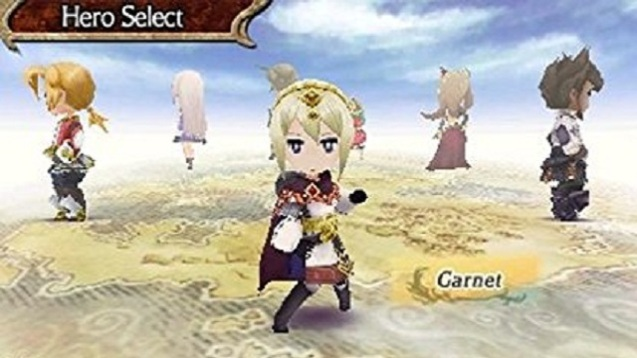 The Legend of Legacy (2)