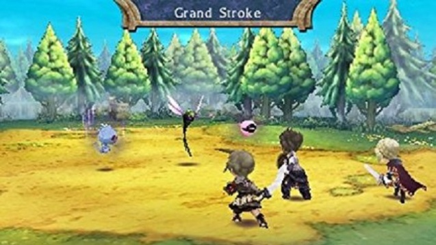 The Legend of Legacy (4)